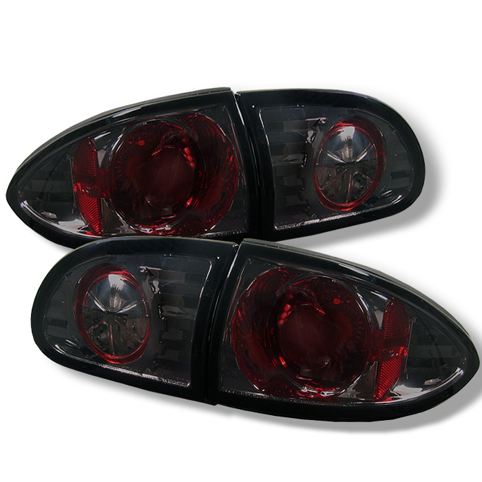 Chevy Cavalier 95-02 Euro Style Tail Lights - Smoke
