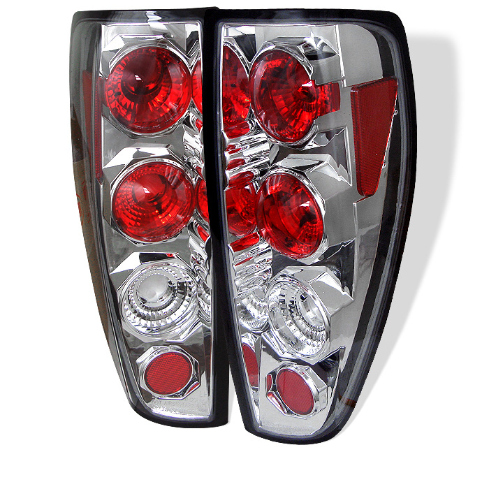 Chevy Colorado 04-12 / GMC Canyon 04-12 Euro Style Tail Lights -