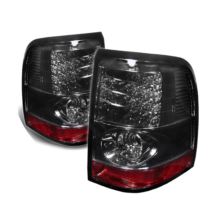 Ford Explorer 4Dr (Except Sport Trac) 02-05 LED Tail Lights - Sm