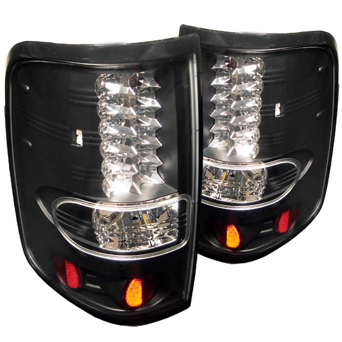 Ford F150 Styleside 04-08 (Not Fit Heritage & SVT) LED Tail Ligh