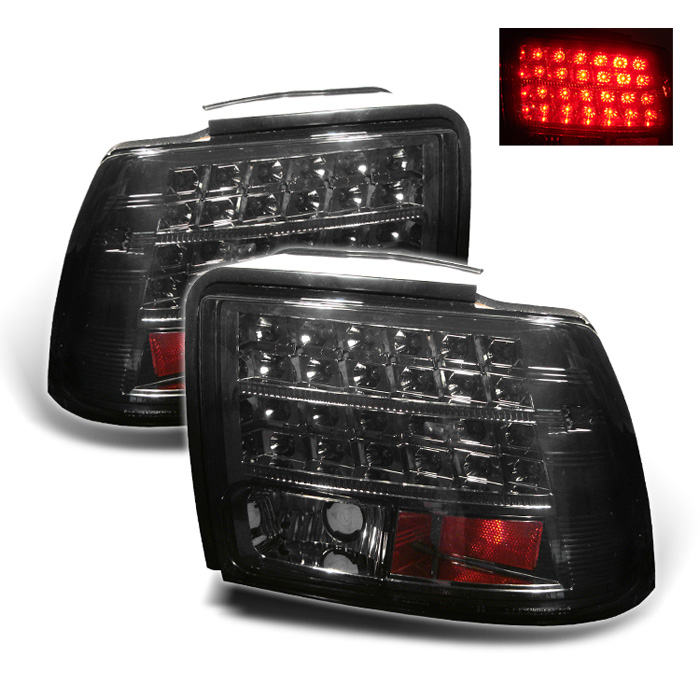 Ford Mustang 99-04 (will not fit the Cobra model) LED Tail Light