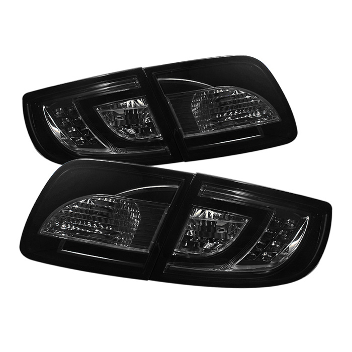 Mazda 3 03-08 4Dr Sedan ( Non Hatchback ) LED Tail Lights - Smok