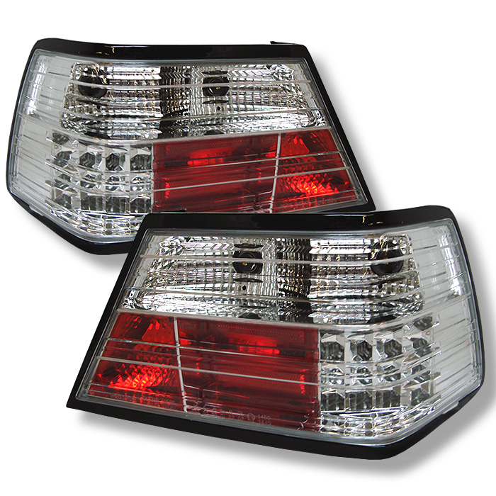 Mercedes Benz W124 E-Class 86-95 (Not fit Wagon) LED Tail Lights