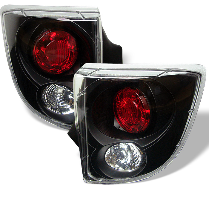Toyota Celica 00-05 Euro Style Tail Lights - Black