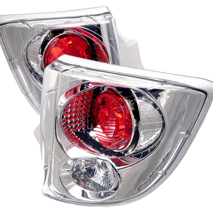 Toyota Celica 00-05 Euro Style Tail Lights - Chrome